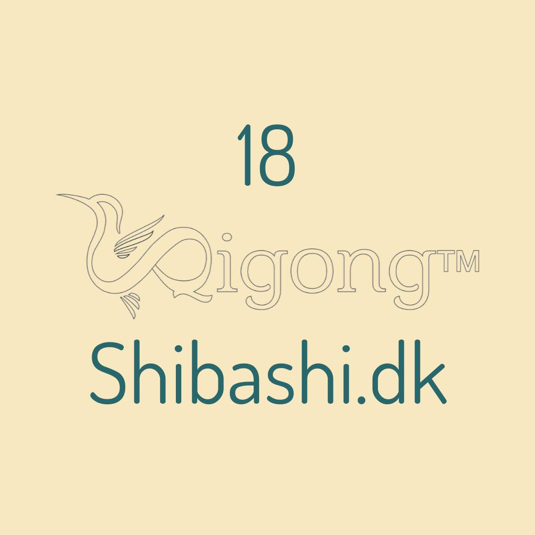 Shibashi Danmark - ved repræsentant i Nordeuropa Vibeke Fraling